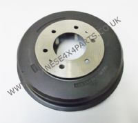 Mitsubishi L200 Pick Up 2.5DID - B40 - KB4T (03/2006-03/2015) - Rear Brake Drum Each 295mm